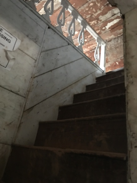 Barnes - Stairway