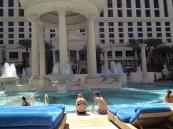 Caesar's Palace - Pool Area