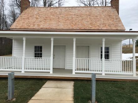 historic barnes house 4 feb 2016 - front