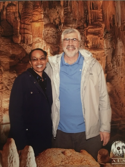 Debra & Al Saletta Luray Caverns 13 May 2016